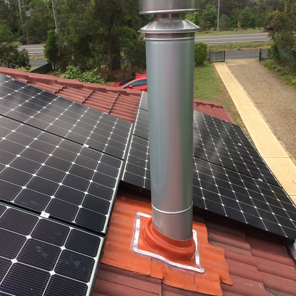 Heater Install Winmalee - After