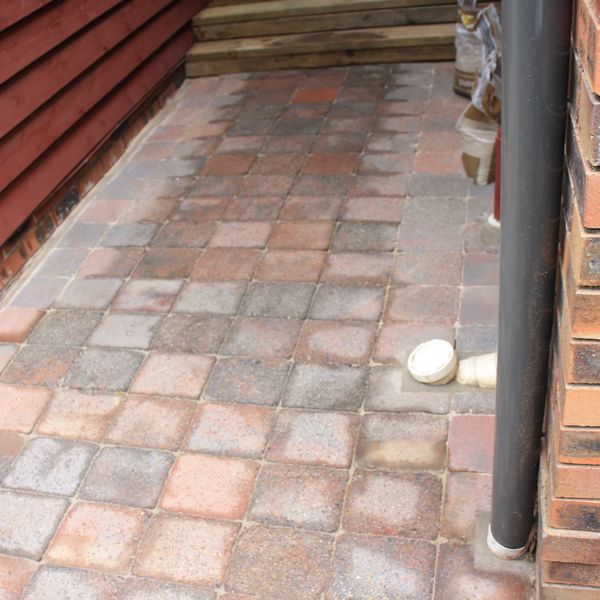 Pavers restoration - Springwood